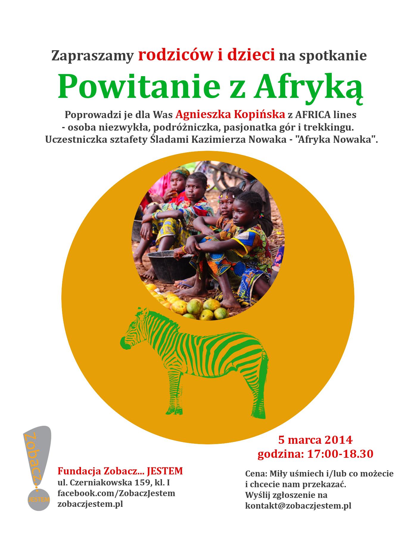 Plakat_Powitanie_z_Afryka_-_Fundacja_Zobacz..._JESTEM